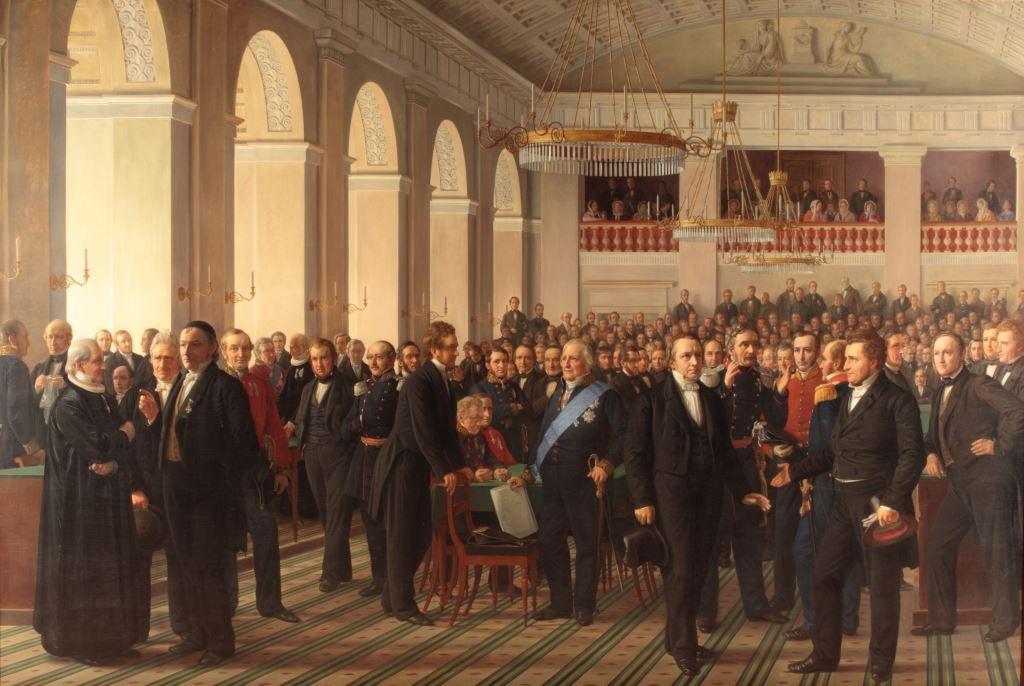 den grundlovgivende rigsforsamling